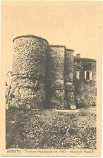 BUSSETO - TORRIONE MEDIOEVALE - MONUMENTO NAZ. (PARMA)