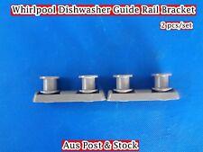 Whirlpool, Omega, DeLonghi Dishwasher Spare Parts Guide Rail Bracket (C285) New