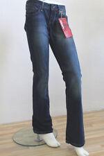 COLINS Jeans Hose »Chloe 741« 951 Dark Blue Regular Fit Boot Cut K699