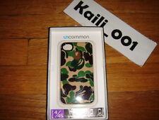 Uncommon Bape I Phone 4 Case 4s Deflector Case Camo Green Skin B