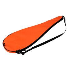 Housse de raquette de squash multifonctionnel commode sac de transport pour
