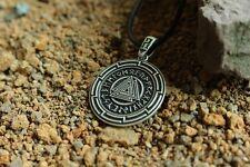 Ancient Symbol Amulet Valknut Pendant Necklace Gothic Norse Viking Retro Pendant