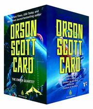 The Ender Quartet Box Set: Ender's Game, Speaker For The Dead, Xenocide, Chil...