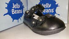 Jelly Beans Nami Toddler Girl's Shoes Black / Black PT Flowers Size 4-8
