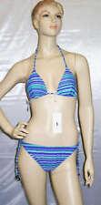 Shoshanna 2 PC Bikini String Purple Swimsuit Sz A/B ;XL