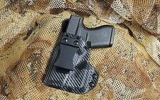 Gunner's Custom Holster Glock 43 Streamlight TLR-6  IWB Holster FOMI clip