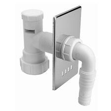 Waschgeräte-Anschluss mit BELÜFTER Ø32/40 Geräte Waschmaschine Waschgeräte Wand