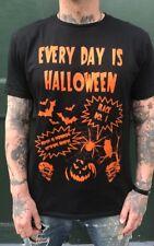 Everyday Is Halloween Tee - Halloween, Type O Negative, Ministry