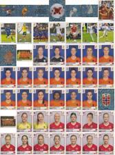 Panini-mujeres em euro 2017-sticker 1-49 escoger
