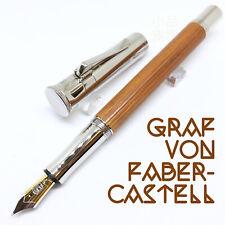 Graf von Faber Castell Classic Edition Pernambuco wood 18K Fountain Pen