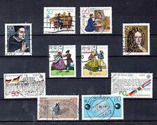 Alemania Federal Europa CEPT series del año 1979-83 (AT-470)