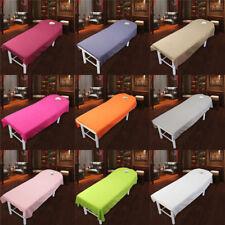 Massage SPA Bed Sheet Comfort Polyester Bed Sheet Cradle Cover