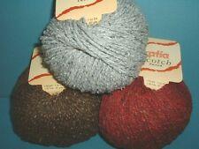 Katia - Scotch Tweed  3 Color Options