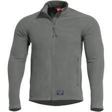 Pentagon Arkos Fleece Sweater Heren Jas Leger Patrouille Buitenshuis Wolf Grey