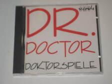 CD/DR DOCTOR/DOKTORSPIELE/LMV Records 0010 LCD MEGARAR