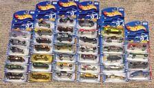 HOT WHEELS 2001  SKIN DEEP, ANIME, RAT RODS, COMPANY CARS, TURBO, EXTREME,  L-11
