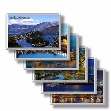 IT - Italia Lago Como Lecco Lario - frigo calamite frigorifero souvenir magneti