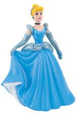 Figurine DISNEY Cendrillon robe de bal avec Strass 10cm