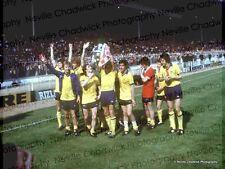 Man United v Arsenal-Copa Final 12th de mayo de 1979