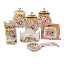 Ceramiche Di Vietri Arredo Bagno.Ceramica Di Vietri In Vendita Ebay