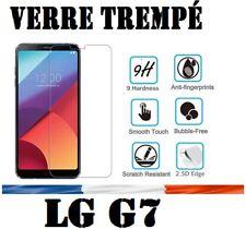 Pour LG G7 vitre protection en verre trempé film protecteur d'écran