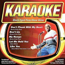 FREE US SHIP. on ANY 2+ CDs! NEW CD : Karaoke: Black Eyed Peas / Bow Wow Karaoke
