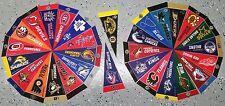 "NHL 4"" x 9"" Mini Felt Hockey Pennants - Pick Your Team"
