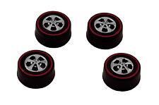 4 Brightvision Redline Wheels – 4 Medium Hong Kong Bearing Style