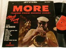 CLARK TERRY More Ben Webster Dave Bailey stereo LP