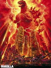 The Return of Godzilla 1985 Retro Vintage Classic Art HUGE GIANT PRINT POSTER