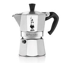 BIALETTI MOKA ESPRESS - ECCEZIONALE CAFFETTIERA in alluminio lucido