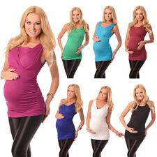 2 In 1 Schwangerschaft & Stillen Top Size 8 10 12 14 16 18 7005