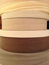 Iron on wood veneer edging tape/banding,18mm,22mm,30mm,40mm,50mm