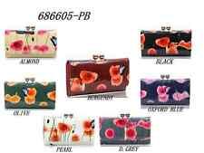 Femmes papillon patent clutch women's fashion qualité clip-cadre porte-monnaie portefeuille