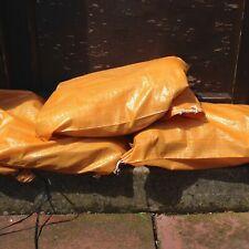 Yuzet orange pâle En polypropylène tissé UV Résistant imputrescible-vide