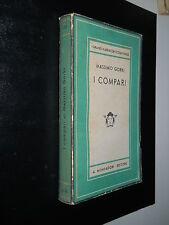 GORKI MASSIMO < I COMPARI > MEDUSA 152 MONDADORI 1945