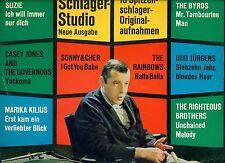 DAS CHRIS HOWLAND SCHLAGER-STUDIO 2. FOLGE SONNY & CHER BYRDS MCCOYS LP (L9741)