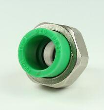 PPR Aqua-Plus Kupplungsverschraubung IG 20 mm bis 40 mm Fusiotherm
