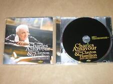 CD / CHARLES AZNAVOUR & THE CLAYTON HAMILTON JAZZ ORCHESTRA / TRES BON ETAT