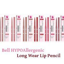 Bell Hypoallergenic Long Wear Lip Pencil Make Up 6 Intense Shades
