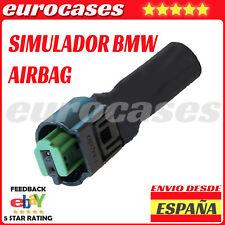 EMULADOR AIRBAG BMW ESTERILLA ASIENTO SOLUCION E46 1999-2005 SEDAN simulador AGE