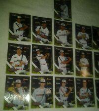 2014 under armour hs all American baseball Bowman game card you choose RARE