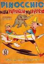 COMICS BRIGATA ALLEGRA-NERBINI-N°16 PINOCCHIO NELLA
