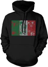 Italy Spatter Flag Repubblica Italiana Italianos Orgoglio Pride Hoodie Pullover