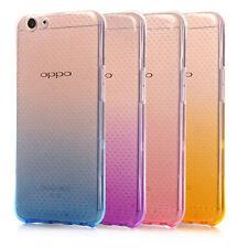 OPPO R9S Plus Case TPU Air Cushion Corner Colour Cover For OPPO R9S Plus