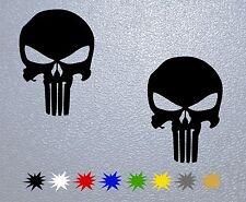 STICKER PEGATINA DECAL VINYL AUTOCOLLANT AUFKLEBER The Punisher