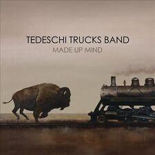 Made Up Mind [2LP] - Tedeschi Trucks Band (180 Vinyl w/Download, 2013, 2 Discs)
