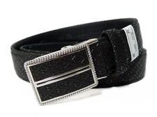 """F/S Men's Leather Belt """"INDEN Japan Original Traditional Craft"""" 4005-4006 (1000)"""