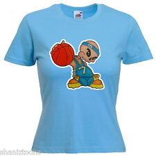 Basket Femmes Lady Fit femme T Shirt