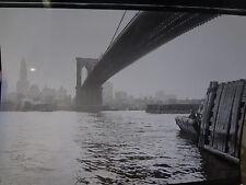 1920 Brooklyn Bridge NYC Skyline New York City Photo
